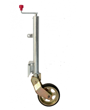 Roata manevra Al-Ko, 60 mm, 500/300 kg