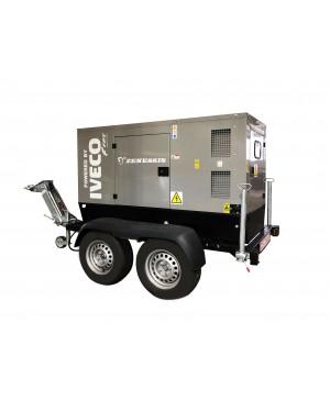 Remorca transport generatoare - ERG2000R