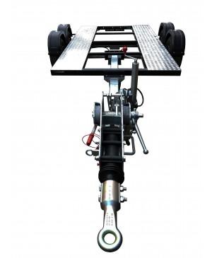 Remorca transport generatoare - ERG2700R