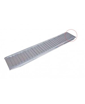 Rampa Profesionala Aluminiu - 1.928m, 3000 kg/set, inaltime incarcare 600 mm