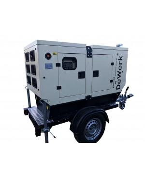 Remorca transport generatoare - ERG1000