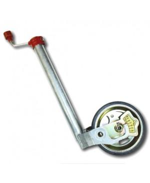 Roata manevra Al-Ko, indicator sarcina, 48 mm, 300/180 kg