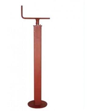 Picior sprijin Al-Ko, pliabil, 500 kg, 50x50 mm