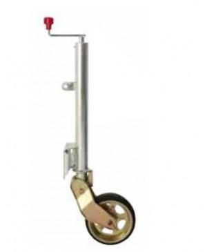 Roata manevra Al-Ko, automata, 500/300 kg, tub 60 mm, cu clema