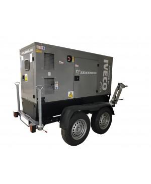 Remorca transport generatoare - ERG3500R