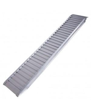 Rampa Profesionala Aluminiu - 2.02 m, 3000 kg/set, inaltime incarcare 552 mm