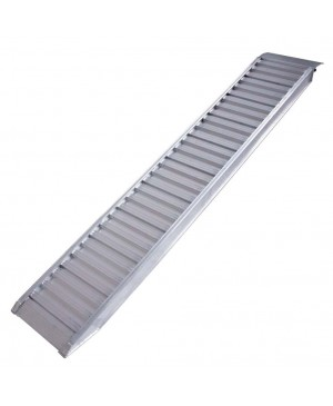 Rampa Profesionala Aluminiu - 2.02 m, max 4060 kg/set, inaltime incarcare 552 mm